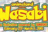 Animeland Wasabi 2015 Annoucment