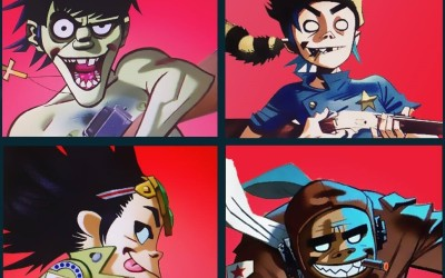 Rumor: Gorillaz to Return in 2016 with a New Album