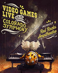 VIDEO GAMES LIVE @ RED ROCKS
