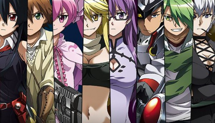 Diamond in the Rough: Akame ga Kill!